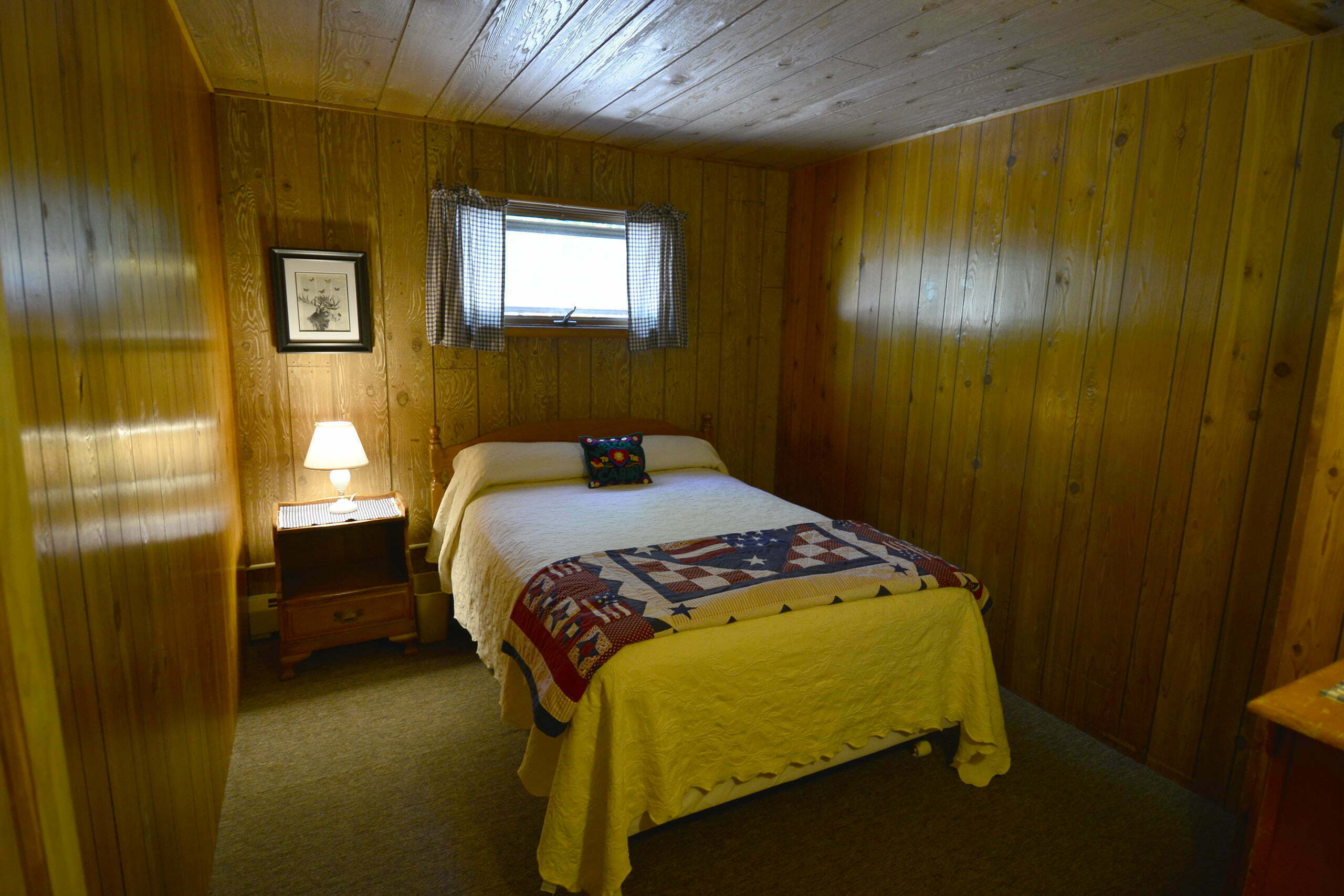 Lodge-Bedroom
