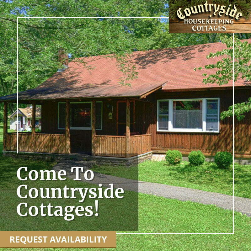 countryside cottages booking